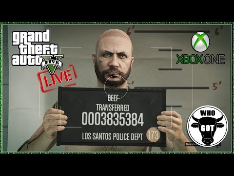 GTA 5 Online  Xbox One