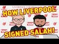 How Liverpool REALLY Signed Salah | FUNNY PARODY VIDEO thumbnail