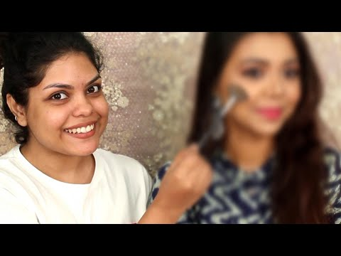 DOING MY SUBSCRIBER'S MAKEUP SERIES | KOLKATA INDIA