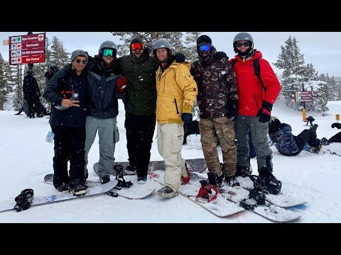 Braille Snowboarding Trip!!! Part Two!!!