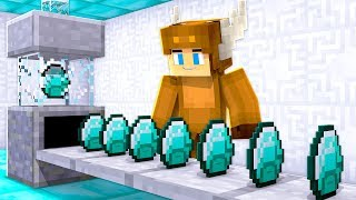 WORLD'S RICHEST MINECRAFT PLAYER!