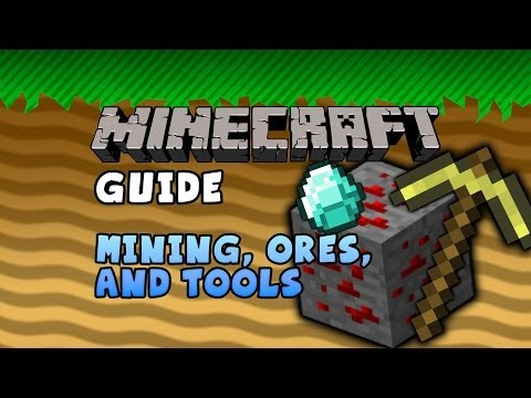 The Minecraft Guide 06 Mining Ores Tools