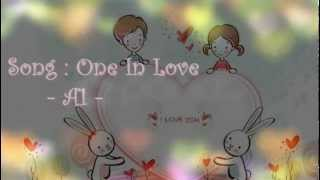 Watch A1 One In Love video