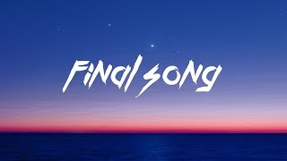 MØ  - Final Song (Lyrics)