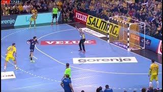 Les plus beaux pénaltys du Handball (jets de 7 mètres)