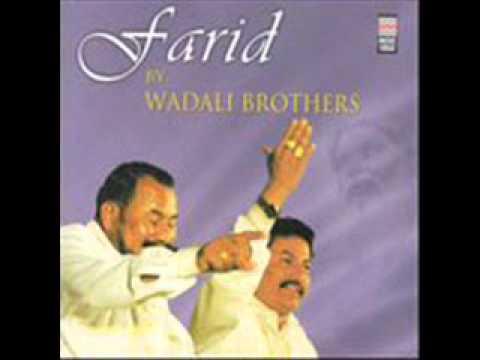 Farida turia turia ja by Wadali Brothers