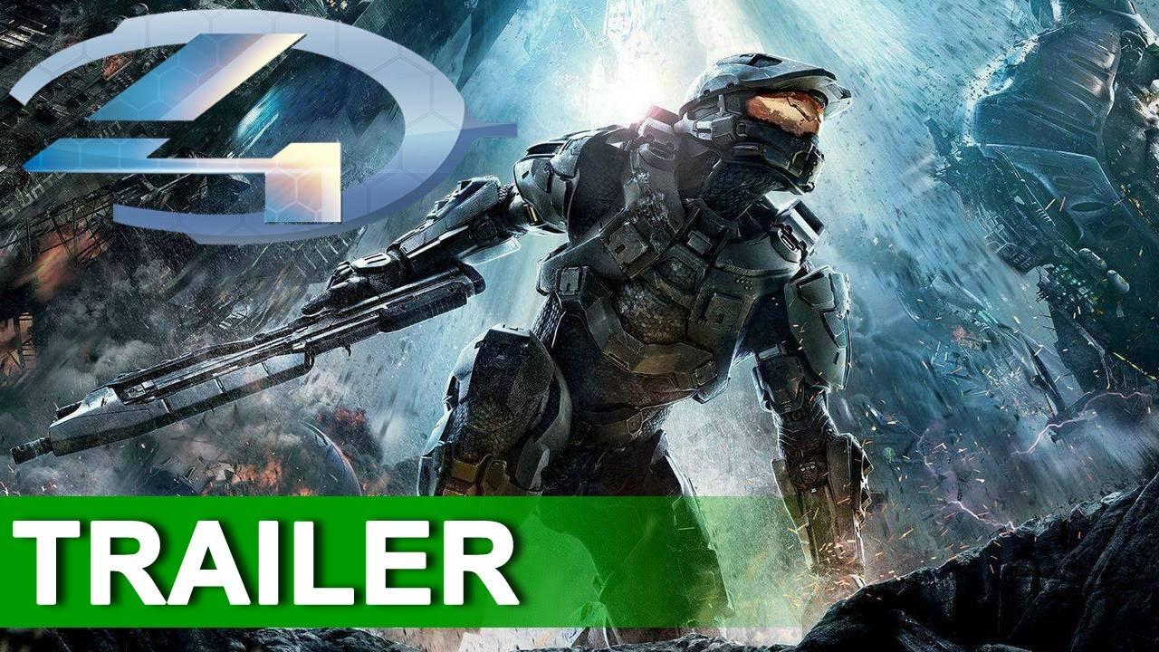 """HALO 4 - """"Waypoint Multiplayer"""" Gameplay-Trailer (2012 ..."""