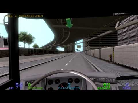 Driving Simulator 2011 Gameplay HD
