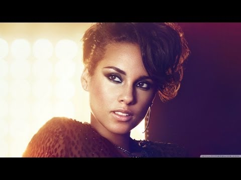 Alicia Keys - Brand New Me (Lyrics)