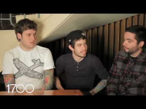 A Day To Remember Interview, 1700 Music Videos