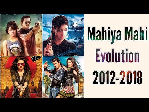 Mahiya Mahi Evolution (2012-2018) | Upcoming Movies Update | Dhallywood Movies | Tollywood Movies