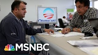 Repeal Of Obamacare Could Create State-By-State Discrepancies In Healthcare Access | AM Joy | MSNBC