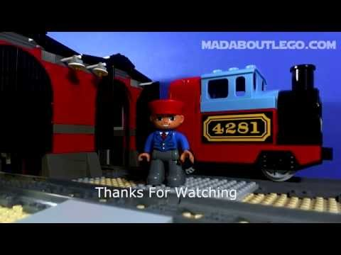 LEGO My First Train 10507 Duplo Steam Train