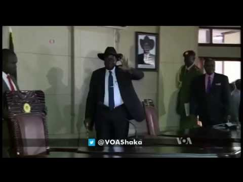 Straight Talk Africa  Reaction to the Signing of South Sudan Peace Agreement