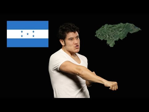 Geography Now! Honduras