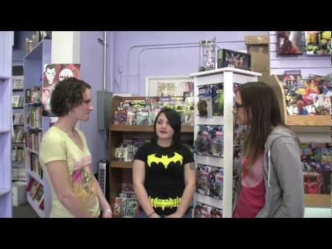 We like Comic Books - Geeky Faucets Episode 008