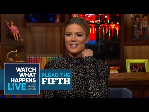 Khloe Kardashian On Justin Bieber, Kanye, And Amy Schumer - WWHL