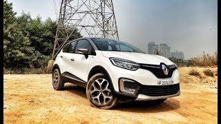 Quickshift Review: Renault Captur Platine dCi