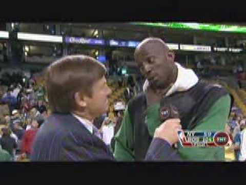 KG Clowns the Knicks and Craig Sager's Ugly Suit (DjRyB.com)