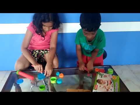 how to make clay models step by step process - KIDS FUN TV CHANNEL