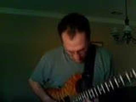 Chuck Loeb Like plays Someone in Love Solo Guitar