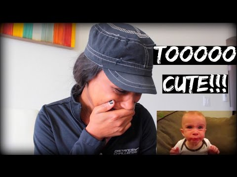 Babies Eating Lemons For The First Time | Merry Reacts