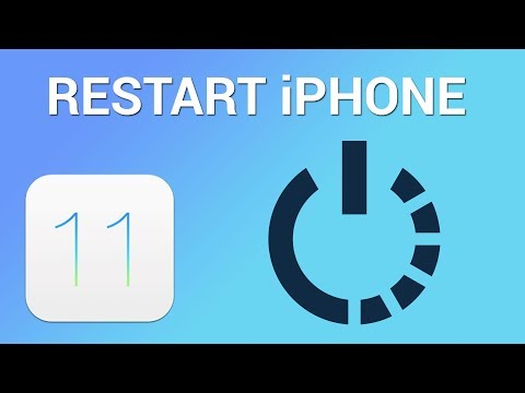 How to Restart iPhone with iOS 11 without Power Button