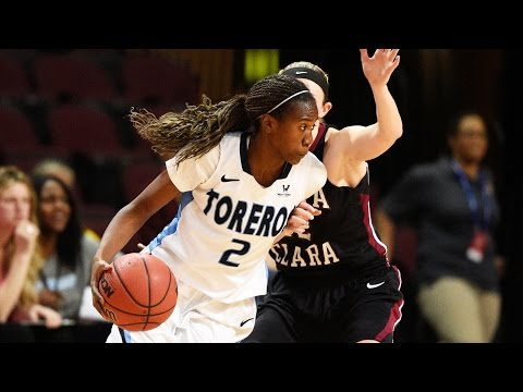 WCC Women's Basketball Player of the Week | November 23, 2015