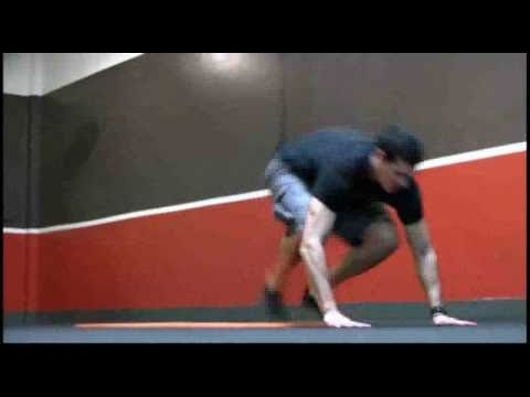 Tumbling Bodyweight Exercise Workout