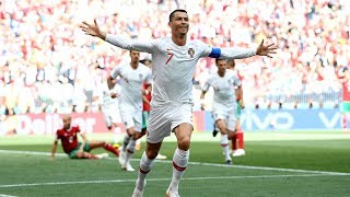 Portugal 1-0 Morocco | Cristiano Ronaldo BREAKS Goal Scoring Record! | #FDReacts