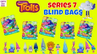 COLOR Change DREAMWORKS Trolls Series 7 BLIND BAGS OPENING Surprise TOYS