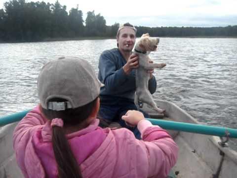 поплавочная рыбалка на вуоксе