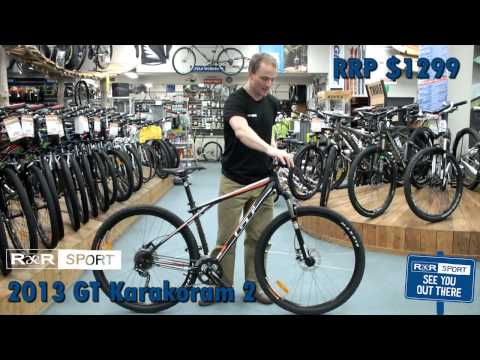 2013 GT Karakoram 2.0 Mountain Bike Review