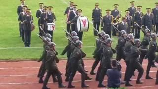 Bilecik 2. jandarma tugay bandosu  -- TÜRK ASKERİ  BANDOSU --