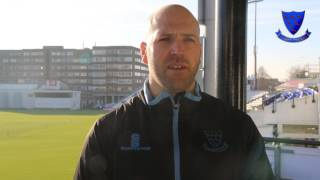 MATT PRIOR: Former Sussex and England wicketkeeper back at Hove to work with Ben Brown