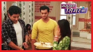 Sanjana Ties Rakhi To Aarav & Piyush | Raksha Bandhan Celebration | Sasural Simar Ka