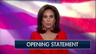 Judge Jeanine: Time To Take Out McCabe, Comey, Strzok, Mueller & Ohr In Cuffs