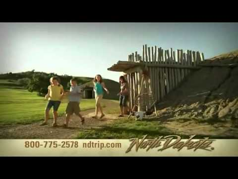 United States - North Dakota - Come Explore - Travel Commercial - 2014