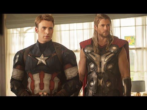 Avengers 2 End Credit Scene Revealed?