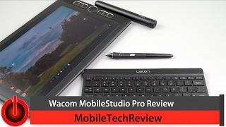 Wacom MobileStudio Pro 13 Review