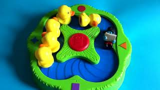 Surprise Egg and Ducks Playset