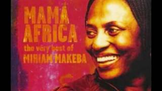 Watch Miriam Makeba cause We Live For Love video