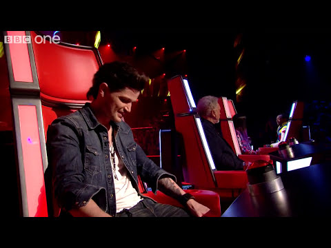 Jay Norton performs 'I Need A Dollar' - The Voice UK - Blind Auditions 3 - BBC One