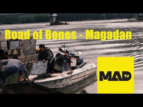 Road of Bones Motorcycle Adventure - movie length