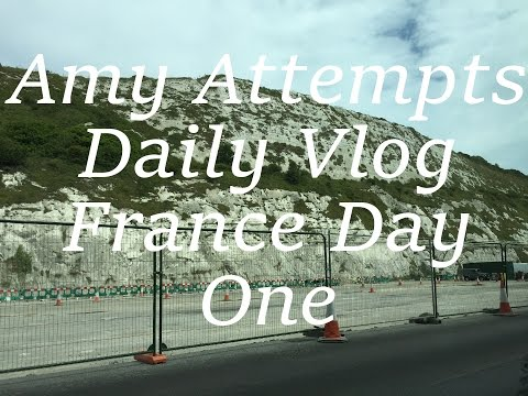 Amyattempts | Daily Vlog - France Day 1