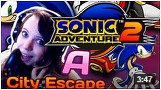 [Sonic Adventure 2] и Миёк  City Escape [Rank A]