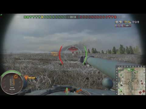 World of Tanks(Xbox one) - AMX ELC bis - Episode 1