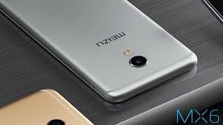 Обзор Meizu MX6