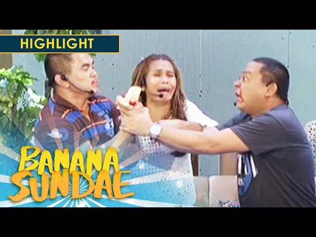 Banana Sundae: Love Triangle