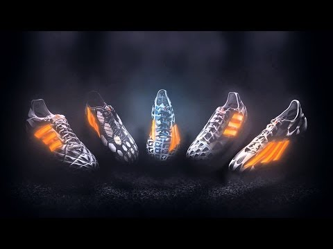 Introducing the adidas World Cup Battle Pack Boots